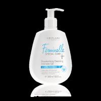 Очищающий гель с дезодорирующим эффектом для интимной гигиены «Феминэль – Особый уход» код 23646