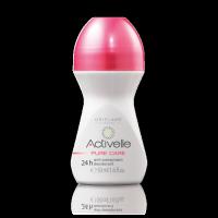 Шариковый дезодорант-антиперспирант 24-часового действия с ухаживающим комплексом «Активэль» код 23718