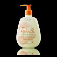 Смягчающее очищающее средство для интимной гигиены «Феминэль» код 24891