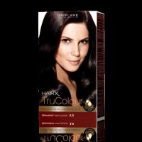 Cтойкая краска для волос «Цвет-Эксперт» - Темно-коричневый код 25416