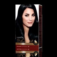Cтойкая краска для волос «Цвет-Эксперт» - Иссиня-черный код 25417
