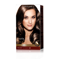 Cтойкая краска для волос «Цвет-Эксперт» - Светло-коричневый код 25419