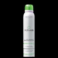 Спрей дезодорант-антиперспирант 24-часового действия с экстрактом зеленого чая «Активэль» код 30333