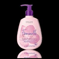 Мягкое очищающее средство для интимной гигиены «Феминэль» код 30547