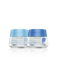 Набор мини-кремов для нормальной/комбинированной кожи «Активный кислород» код 31028
