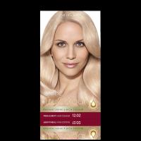 Стойкая краска для волос «Цвет-Эксперт» - 12.02 Ультрасветлый жемчужный блонд код 31794