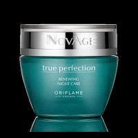 Ночной обновляющий крем-бальзам для совершенства кожи NovAge True Perfection код 31980