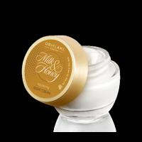 Питательный ночной крем «Молоко и мед – Золотая серия» код 32543