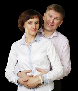 Елена и Михаил Тудачковы
