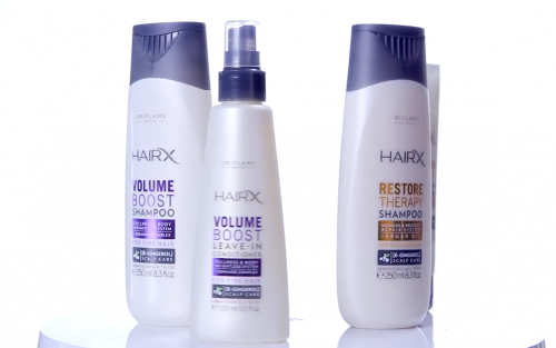 Комплексный уход за волосами Haier от Орифлейм