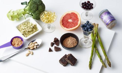 Шаг к здоровью - принимать антиоксиданты
