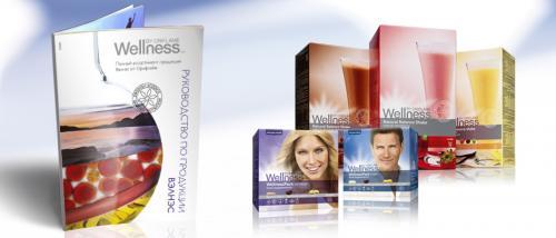 Rатегория продуктов Wellness, которая помогает каждому заботиться о поддержании здоровье и красоты ежедневно