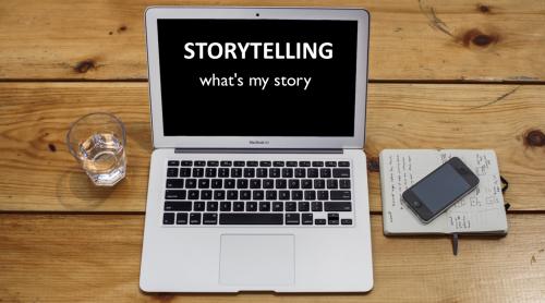Storytelling или как написать личную историю