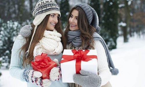 Новогодний шопинг без стресса
