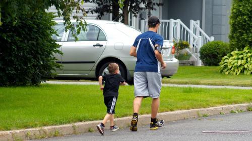 Прогулка шаг к здоровью